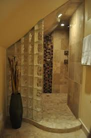 bathroom tile ideas 2011 43 best glass block brick shower images on glass block