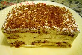 tiramisu recipes of italy