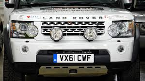 white land rover white land rover car with vx6 cwf license plate free image peakpx