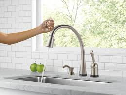 Delta Brushed Nickel Kitchen Faucet 100 Delta White Kitchen Faucet Kitchen Kohler Faucets Grohe