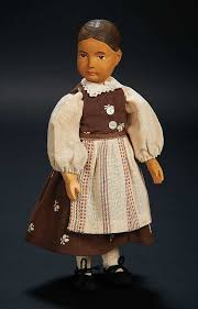 shirley temple collector s book 173 swiss wooden doll in