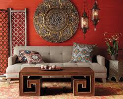 Indian Style - how to achieve fascinating living room designs in indian style