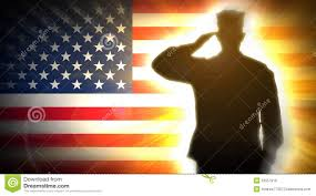 Soldier With Flag Soldier Silhouette American Flag Stock Images 146 Photos