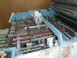 folders used finishing machines mbo paper folding machine k 72 6ktl