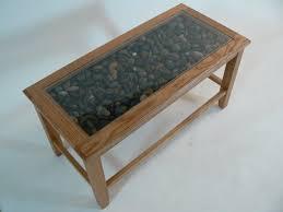 Wood And Glass Coffee Table Designs Custom Table Design Photo Design Table Pinterest Design Table