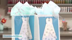 wedding gift bags ideas wedding dress gift bags handmade home martha stewart