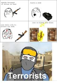 Counter Strike Memes - counter strike logic meme by majay memedroid