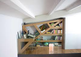 arredo in cartone scrivania libreria in cartone alveolare kattuni arredi in cartone