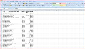 Treasurer Spreadsheet Spreadsheets Databases Integrating Technology In The Classroom