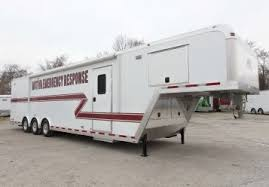 Enclosed Trailer Awning For Sale Enclosed Gooseneck Trailers Cargo Gooseneck Trailer Custom