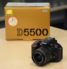 nikon d5500 now shipping currently in stock nikon rumors