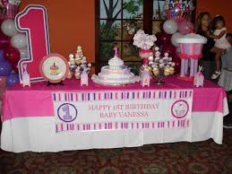 Birthday Table Decorations birthday party organisers first birthday party organisers