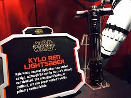 Light Saber Color Meanings Settled New Star Wars Lightsaber Has Exhaust Not Crossguard