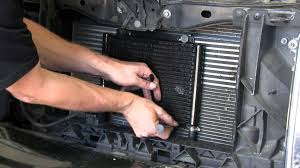2006 jeep grand radiator installation of a transmission cooler on a 2008 jeep liberty