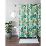 tropical shower curtains