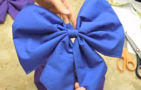 how to sew anime style bows
