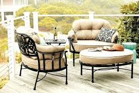 amalfi living outdoor furniture outdoor concrete top end table