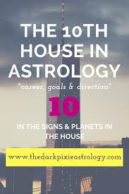 the 10th house