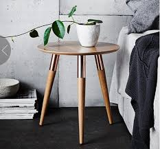 Adairs Side Table Adairs Side Table With Aqua Blue Bedside Tables Aqua