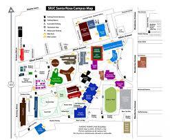 Miami Dade North Campus Map by Santa Rosa Junior College Map My Blog