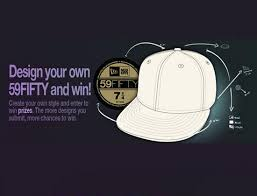 design your own new era 59fifty fitted baseball cap strictly fitteds