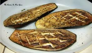 cuisiner les aubergines au four aubergines grillées au four ma cuisine en tout genre