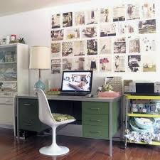 Diy Pallet Computer Desk Picture Charming Retro Home Office by Old Retro Vintage And Charming Home Offices