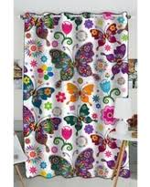 Butterfly Lace Curtains Don U0027t Miss These Deals On Butterfly Window Curtains