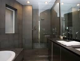 slate tile bathroom designs charcoal slate tile modern bathroom bellfia