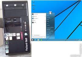 ordinateur de bureau packard bell achetez ordinateur bureau occasion annonce vente à savigny sur orge