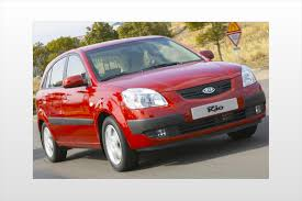 2009 kia rio information and photos zombiedrive