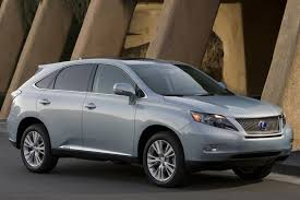 lexus suv rx 2010 2010 lexus rx 450h information and photos zombiedrive
