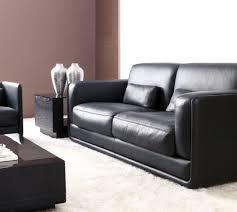 Black Leather Sofa Sets Living Room Breathtaking White Living Room Scheme With Modern