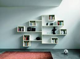 cool wall shelves aio contemporary styles better contemporary