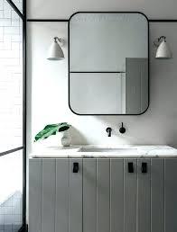 picture frame medicine cabinet black framed medicine cabinet black bathroom mirror image result for