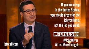 John Meme - meme john oliver on ferguson police the left call