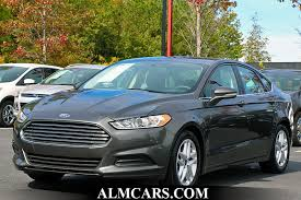 2015 ford fusion photos 2015 used ford fusion 4dr sedan se fwd at alm kennesaw ga iid