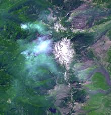Map Of Fires In Oregon by Space Images Oregon Wildfire In Eclipse Zone Imaged By Nasa