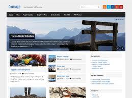 courage u2014 free wordpress themes