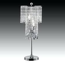crystal chandelier table lamps u2013 edrex co