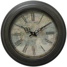 decor oversized wall clock by yosemite home decor for home