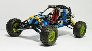 lego moc 3028 blue lightning buggy technic 2015 rebrickable