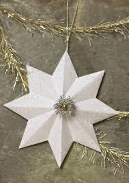 how to make a paper christmas star art ideas crafts