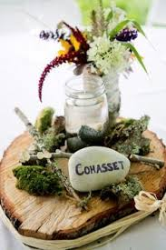 Creative Wedding Centerpiece Ideas by Industrial Chambray Wedding Inspiration Green Weddings And