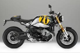 bmw vintage motorcycle updated bmw r ninet revealed visordown
