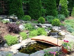 backyard bridges landscape bridge ideas divine garden bridges to enter diversity in