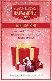 the holiday wishlist expo