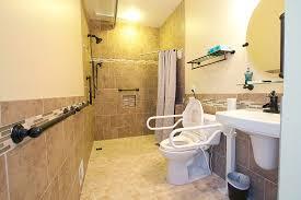 Accessible Bathroom Designs Handicap Accessible Bathroom Remodel Miketechguy