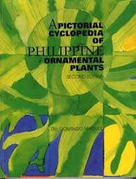 a pictorial cyclopedia of philippine ornamental plants by domingo