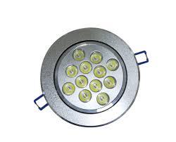 15w energy saving bathroom die casting alu u0026 glass led ceiling